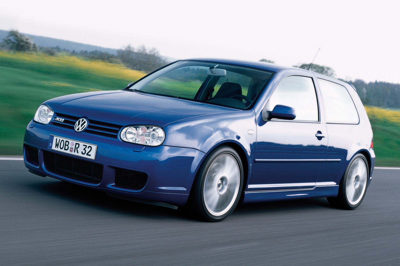 Hyundai Lease Deals >> Driving the classics: Volkswagen Golf R32 Mk4 (2002 ...