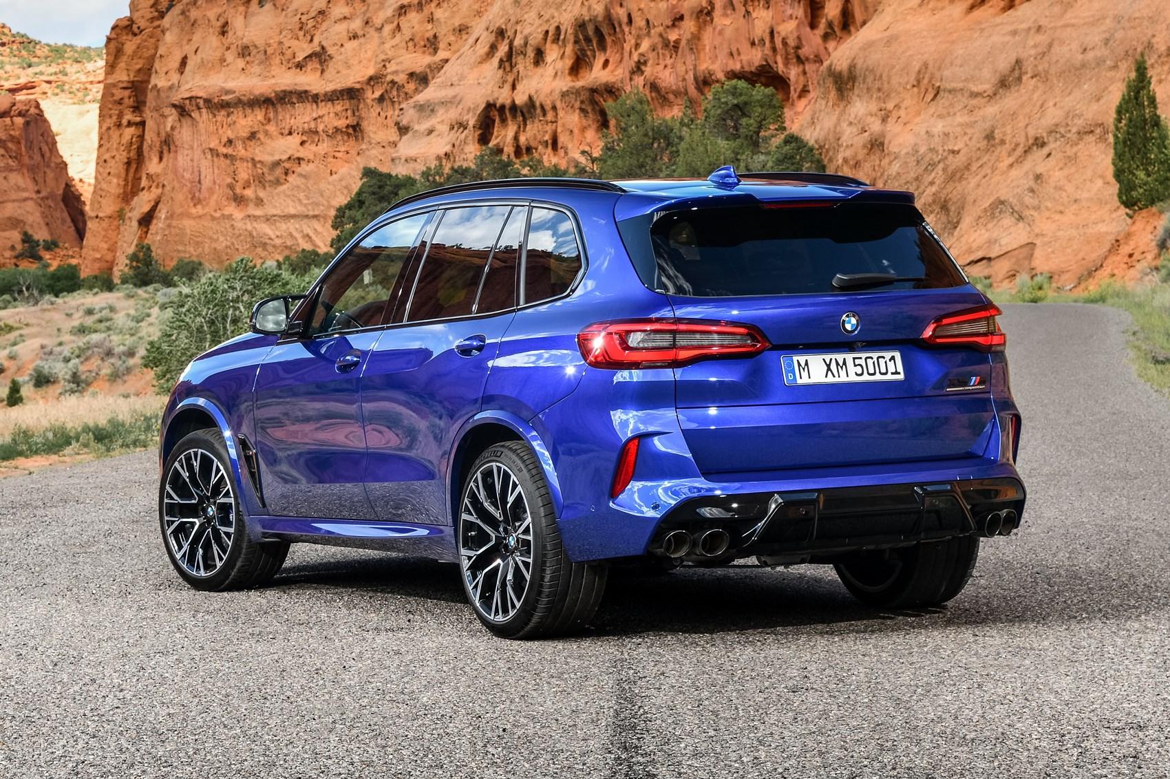 New 616bhp Bmw X5 M Competition Joins Suv Range Car Magazine