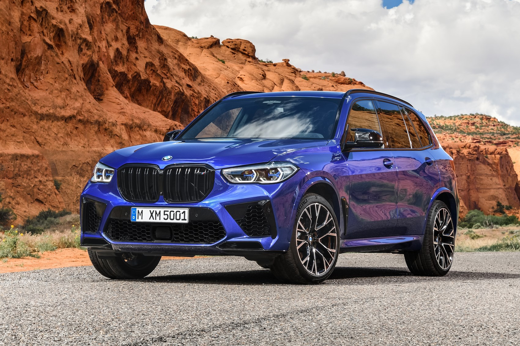 New 616bhp Bmw X5 M Competition Joins Suv Range Car Magazine