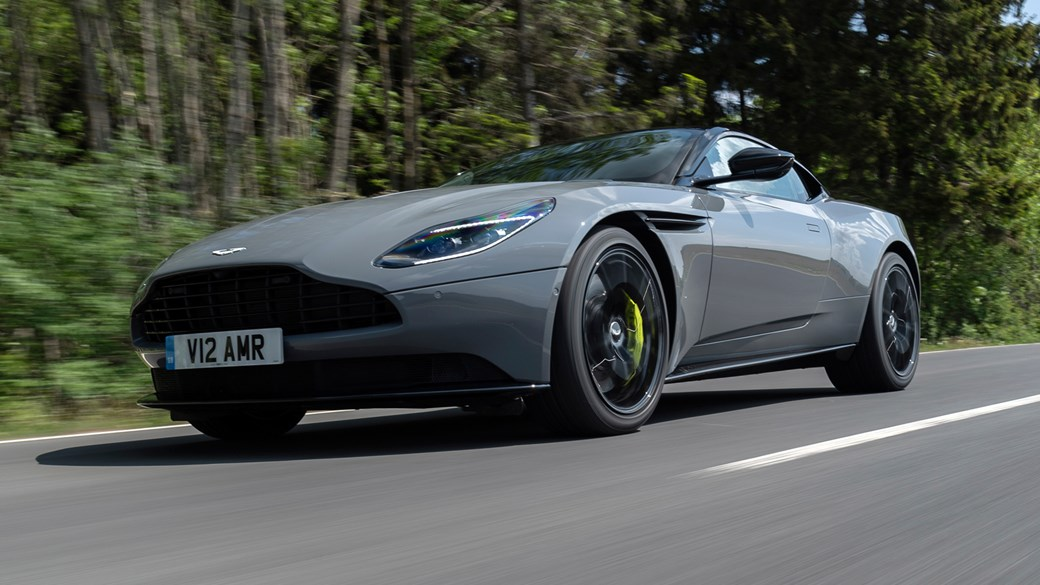 Aston Martin Db11 Amr 2018 Review Rules Of Succession Car Magazine
