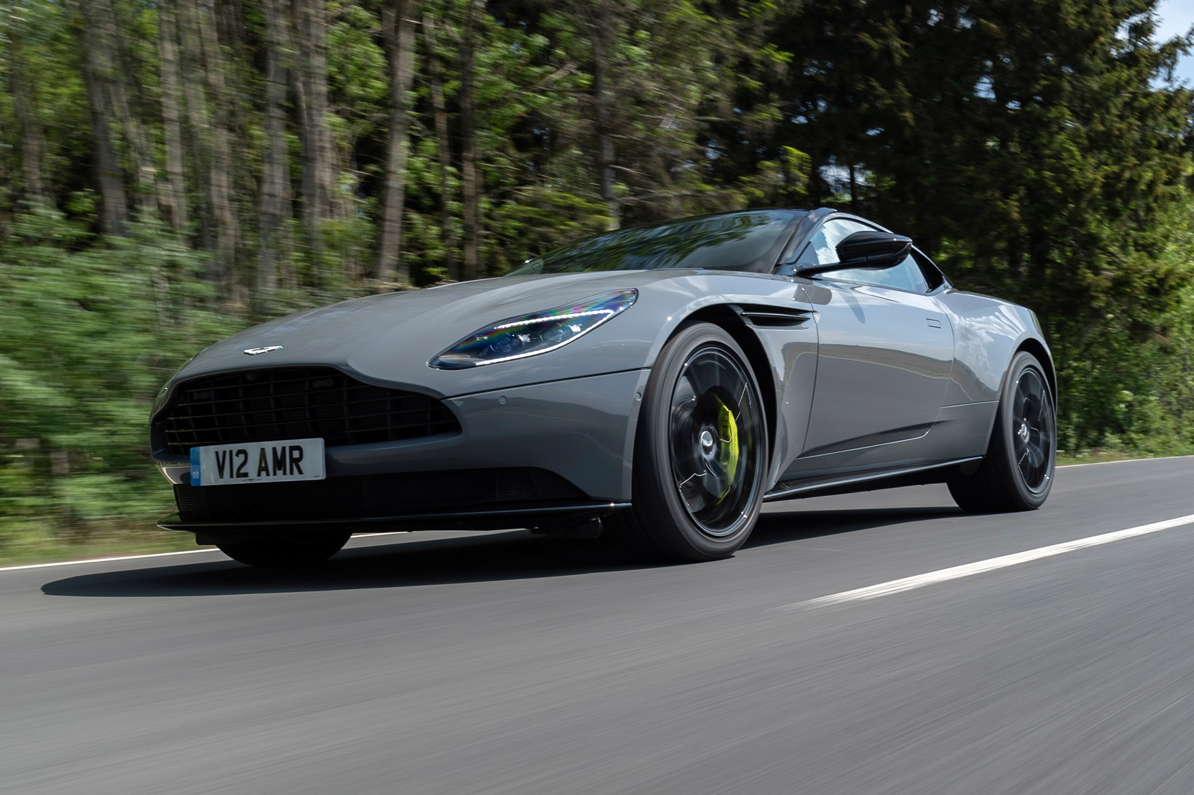 aston martin db11 amr 2018 review rules of succession car magazine. Black Bedroom Furniture Sets. Home Design Ideas