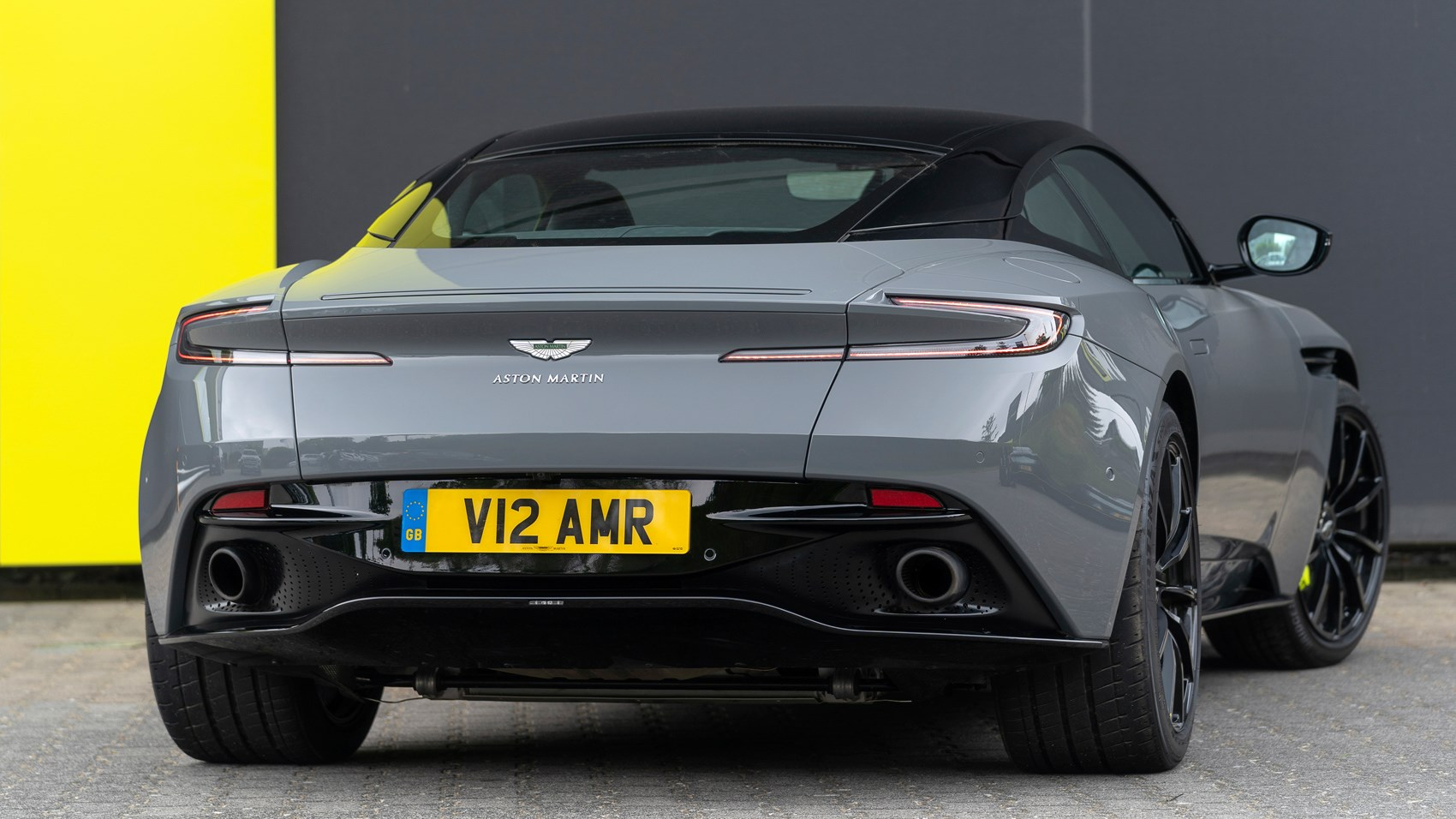 Aston Martin DB11 AMR  rear quarter