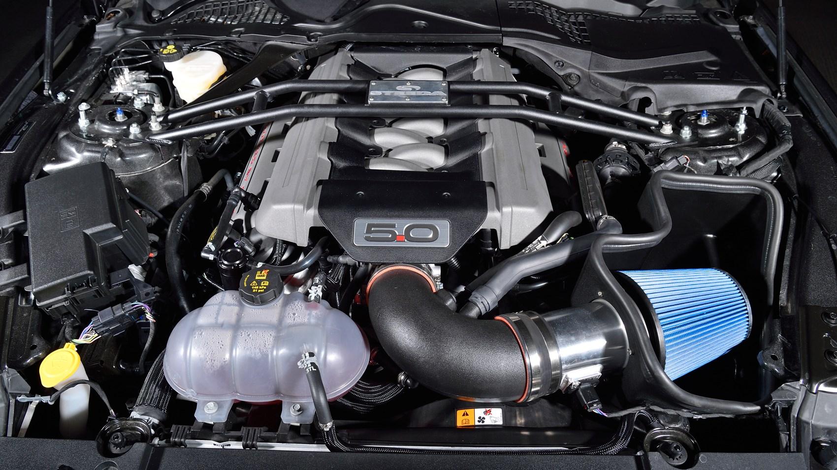 Steeda Q500 engine