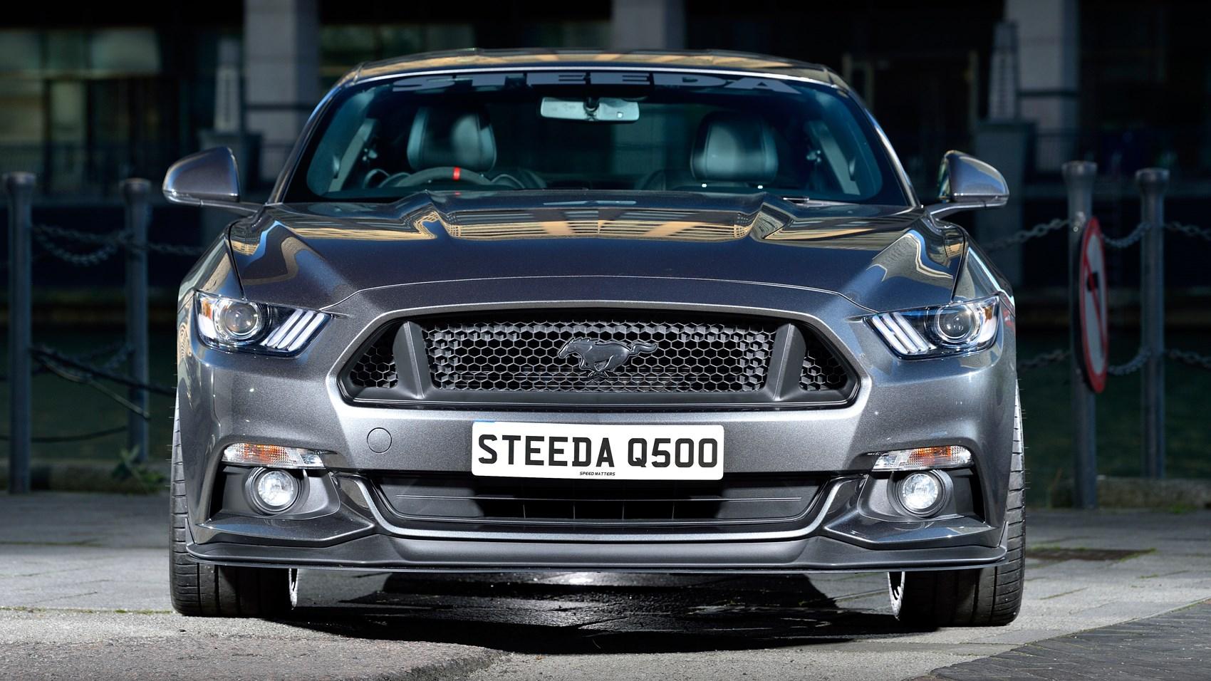 Steeda Q500 front