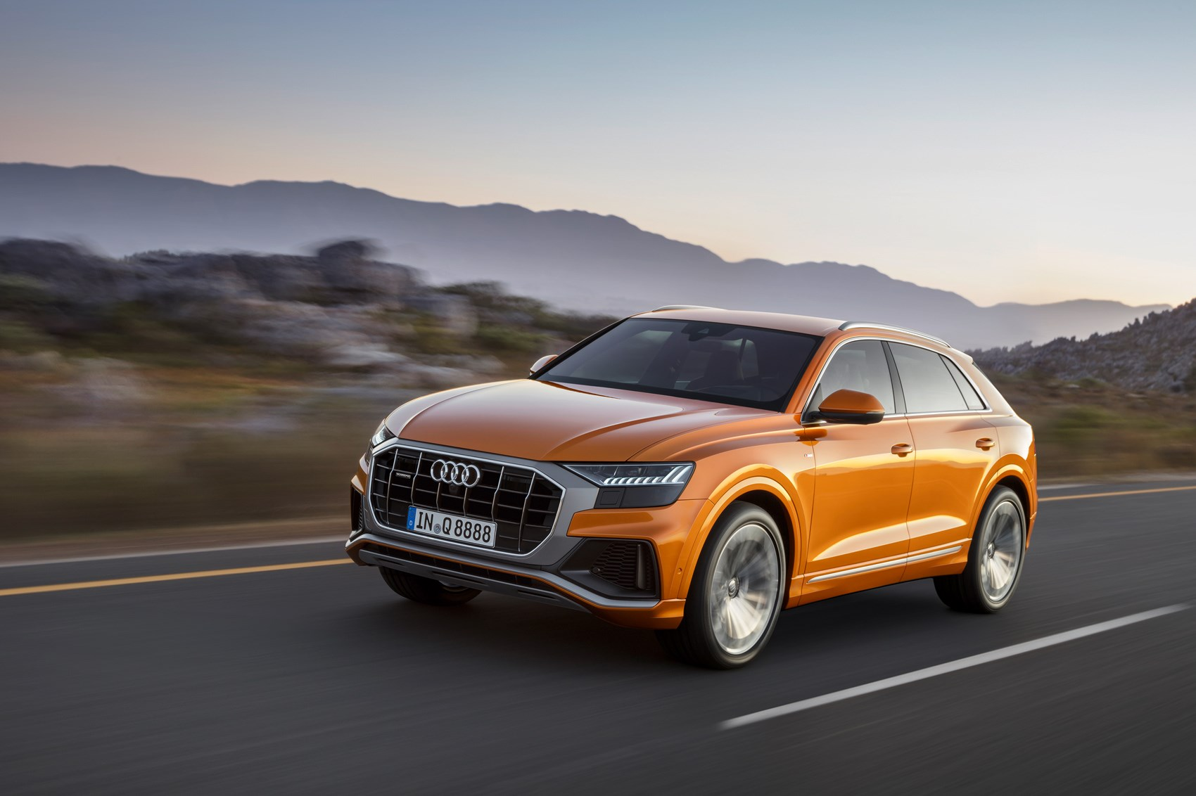 2018 Porsche Cayenne Release Date >> New Audi Q8 (2018) SUV: Ingolstadt's new flagship SUV arrives by CAR Magazine