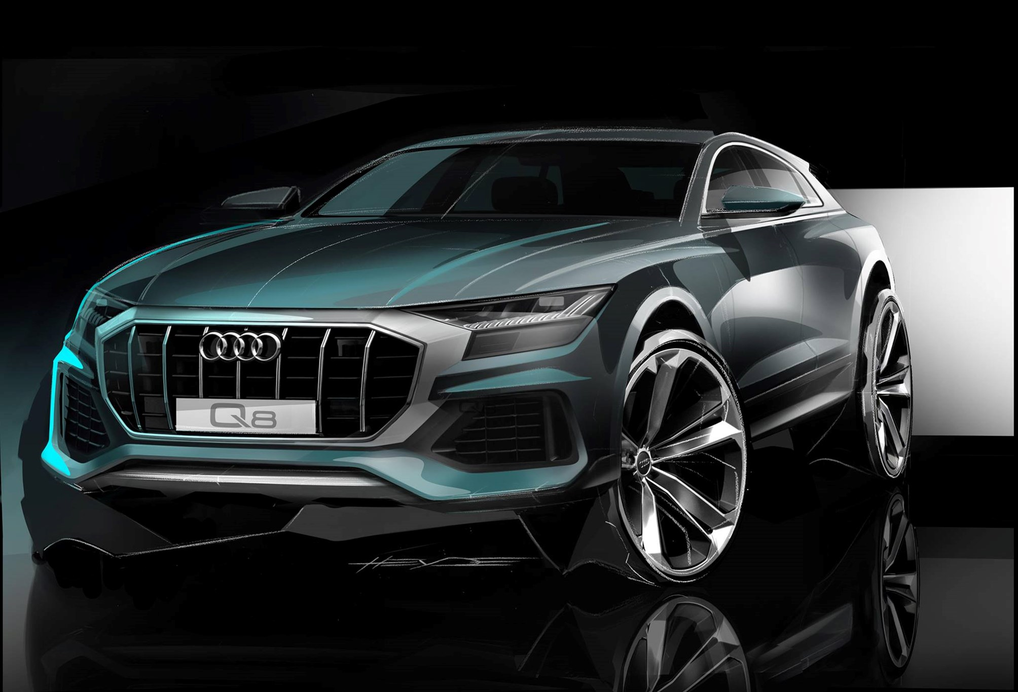 Tesla Suv Specs >> RS Q8 spotted at the 'Ring: Audi's flagship SUV gets hotter | CAR Magazine