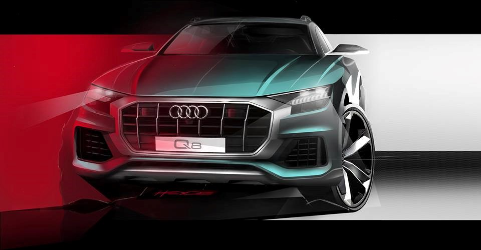 Rs Q8 Spotted At The Ring Audi S Flagship Suv Gets Hotter Car