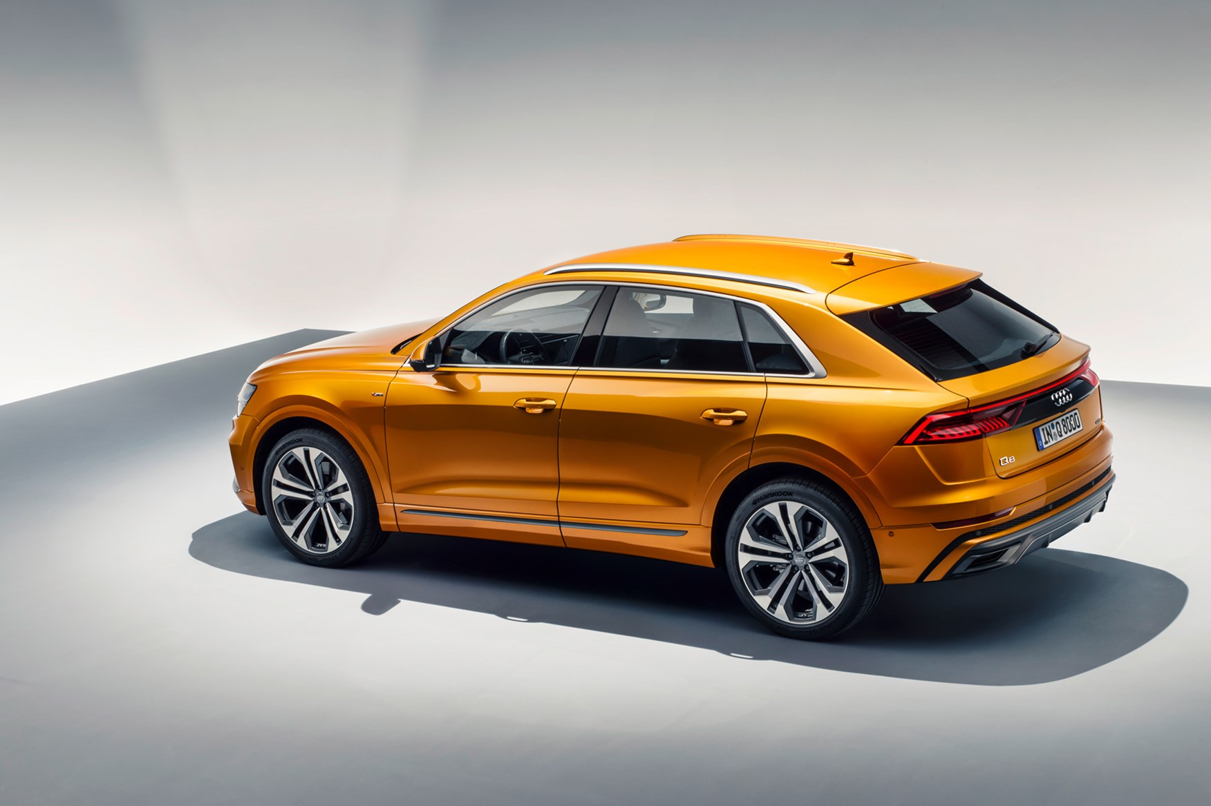 Rs Q8 Spotted At The Ring Audi S Flagship Suv Gets
