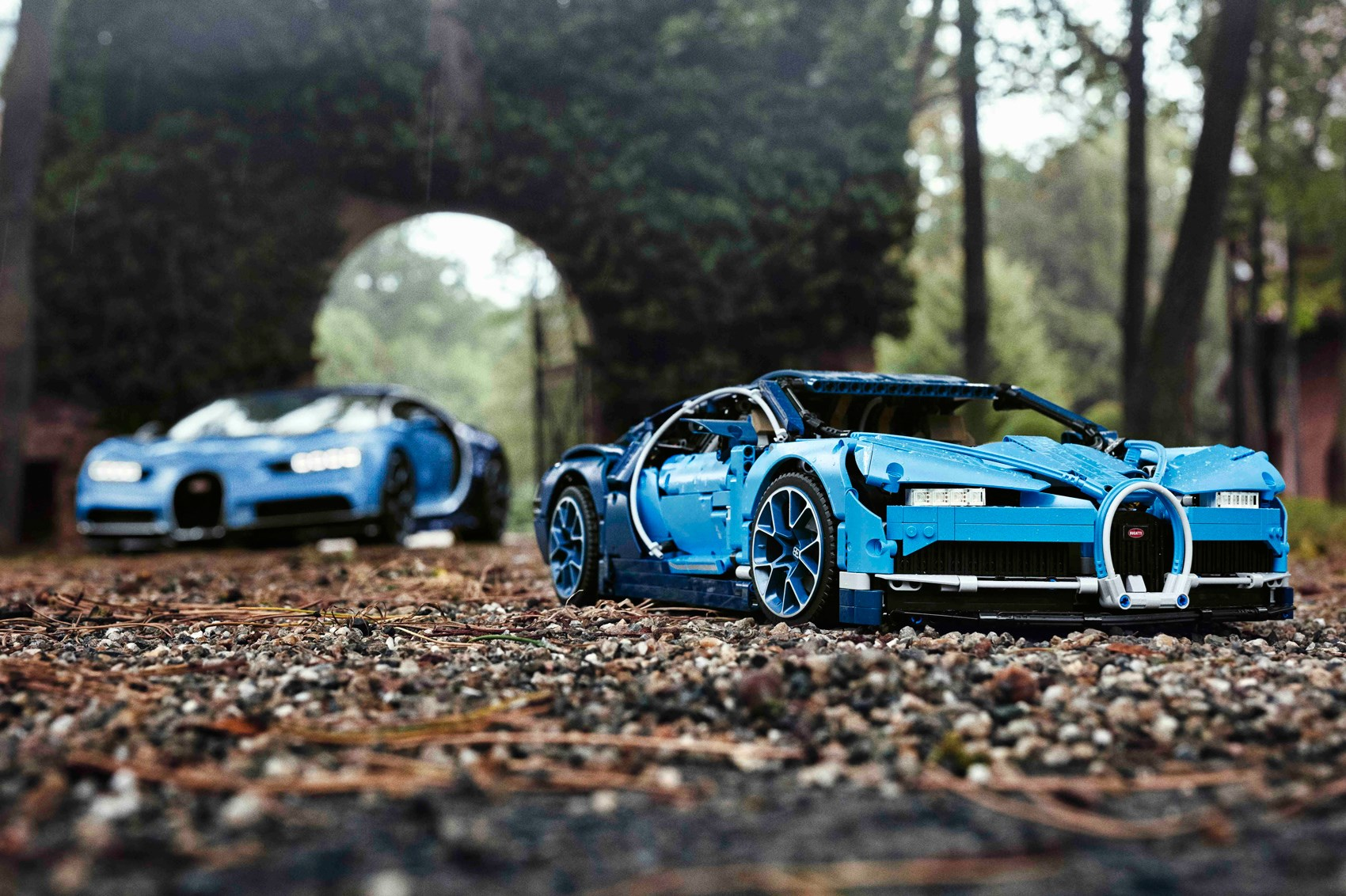 Build your own Bugatti: Lego releases a Chiron | CAR Magazine