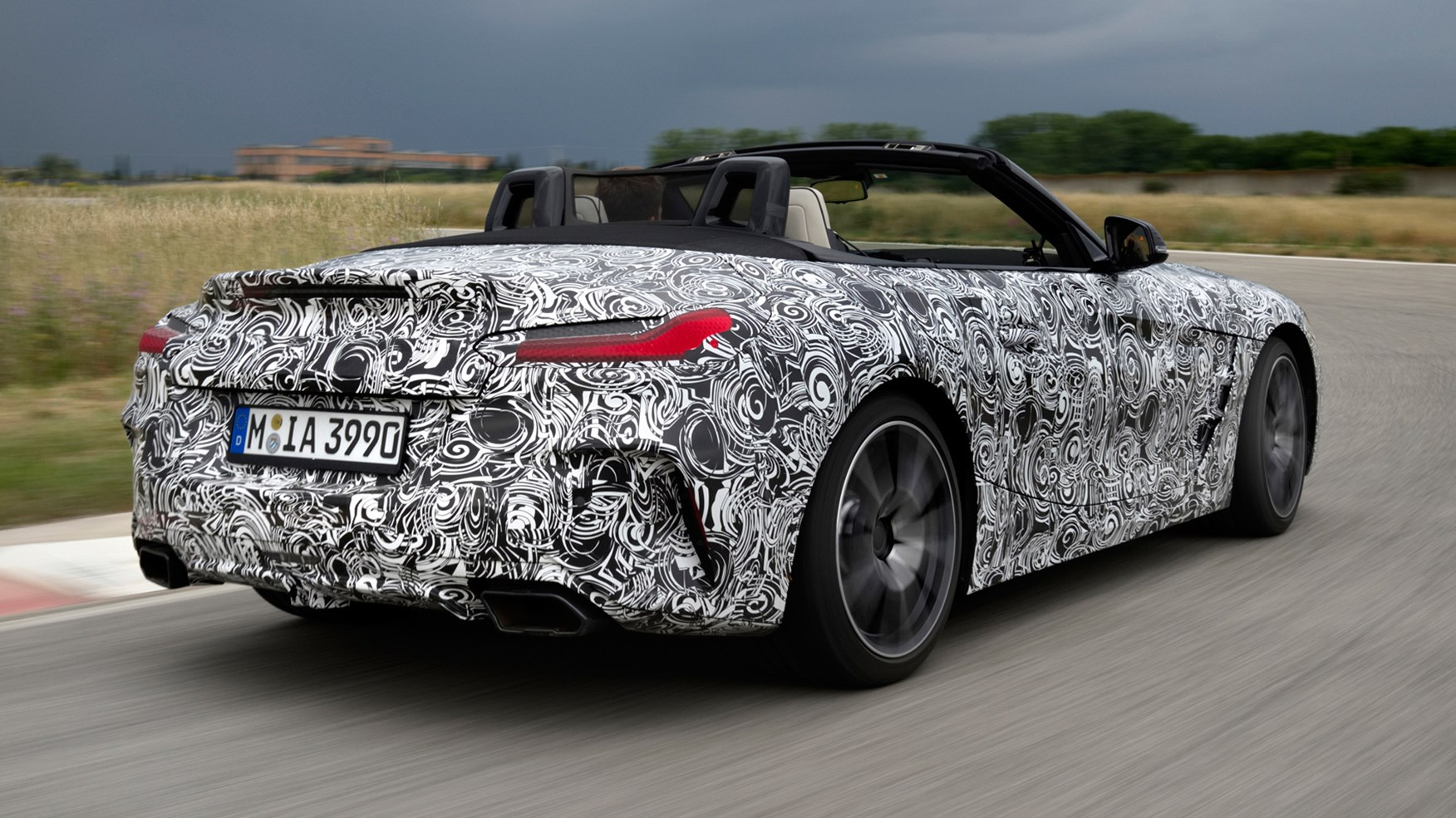 New Bmw Z4 Prototype Review The Early Signs Are Great Car Magazine