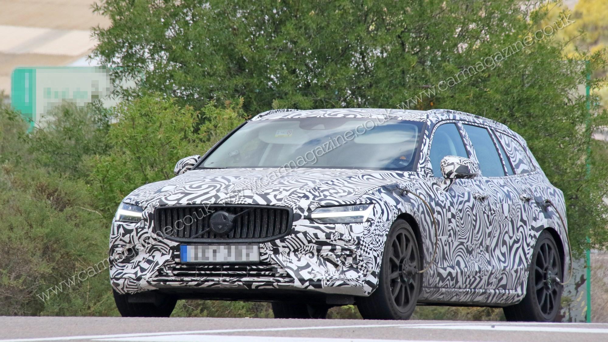 Volvo V60 Polestar Engineered T8 Car Magazine