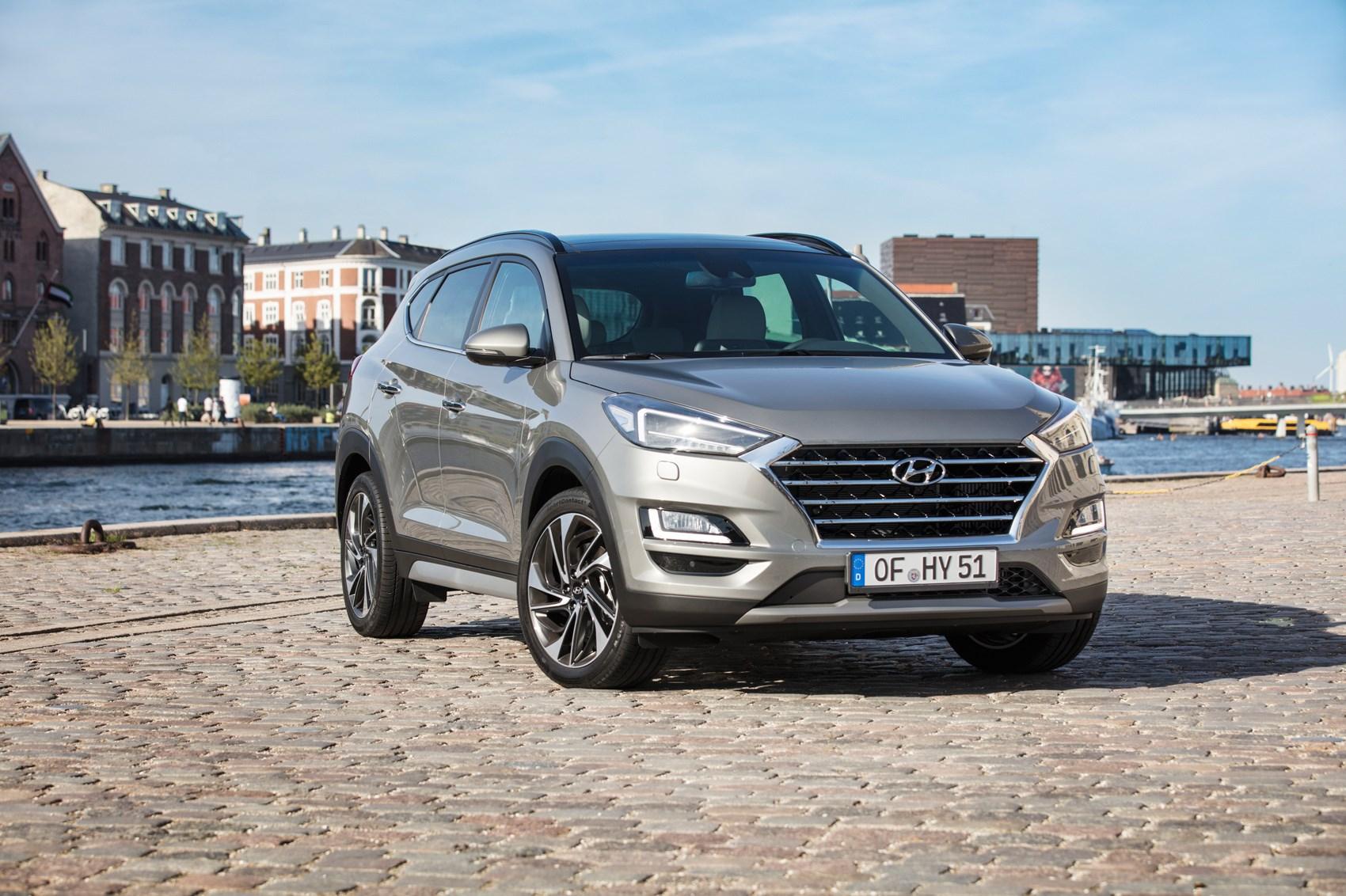 New Hyundai Tucson to feature mild hybrid powertrain | CAR ...