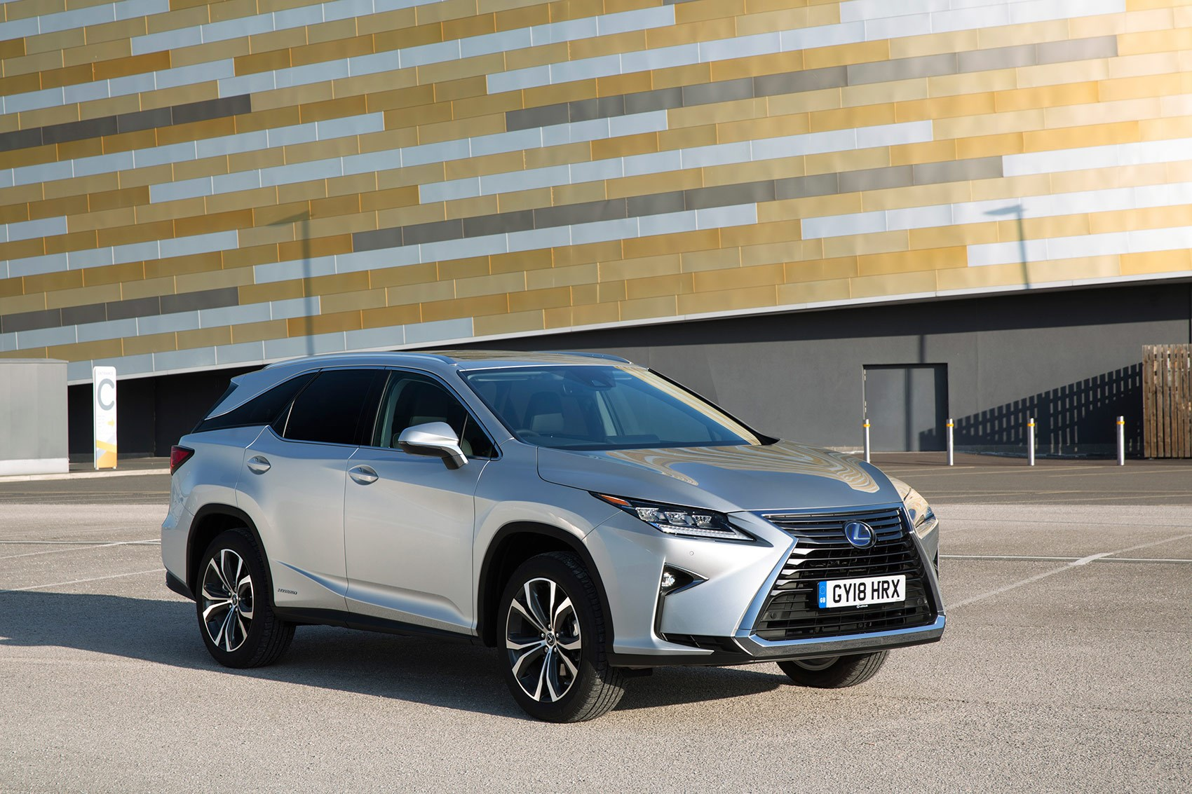 Lexus RX 450hL UK prices and specs: costs from £50,095 for the SE trim, £54,095 for Luxury and £61,995 for the Premier spec