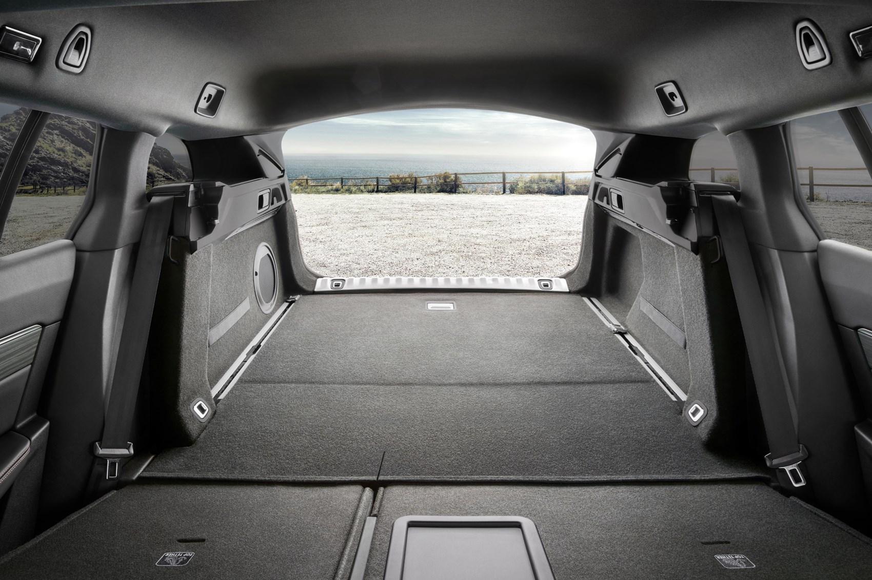 Gallic Space Race: New Peugeot 508 SW Revealed At Paris