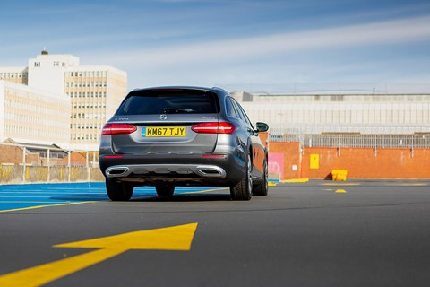 Mercedes-Benz E-Class All-Terrain: 'an extraordinary family car'