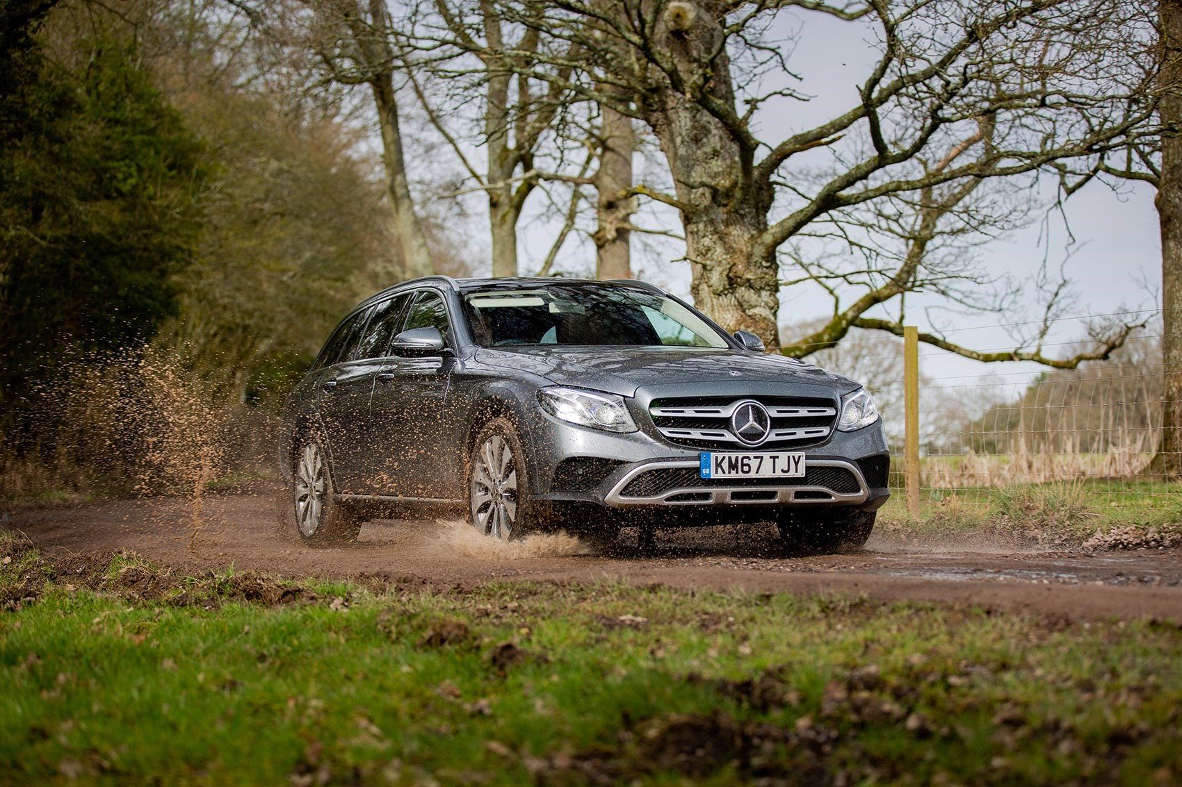 Mercedes E350d 4Matic All-Terrain (2019) long-term test