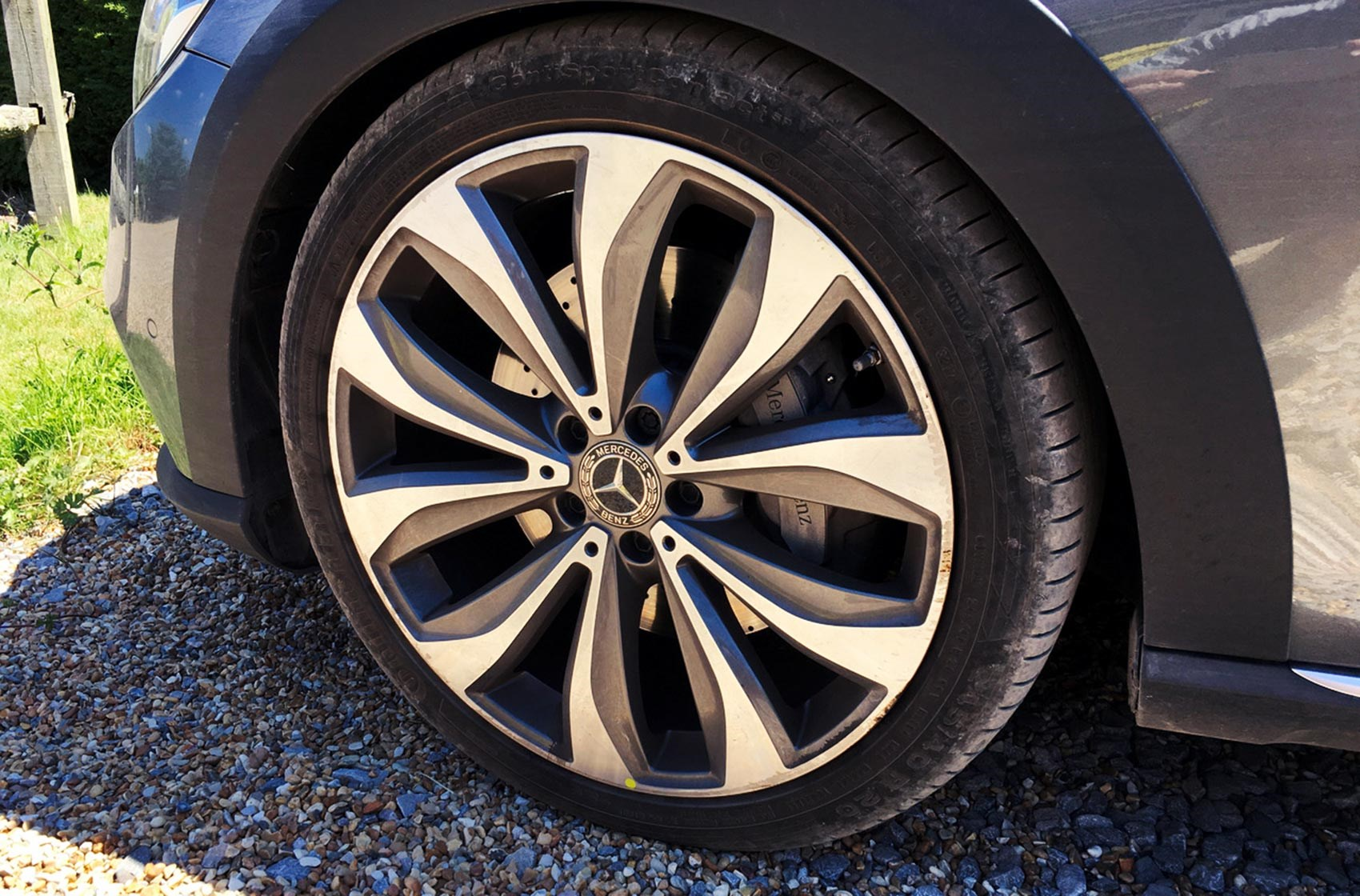 Mercedes E Class Estate Rear Suspension Problems