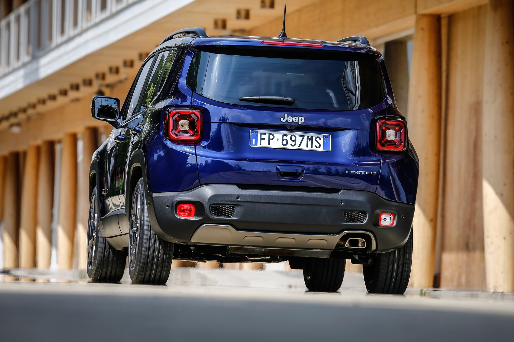 The Power Of Three We Take A Tour Maseratis Latest Trimaran Old Jeep Renegade For Sale Nip Tuck Time 2018 Facelift Revealed