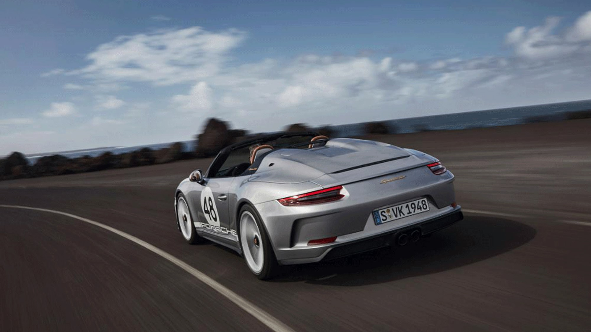 Porsche 911 Speedster Uk Specs And Price Of Limited 9912