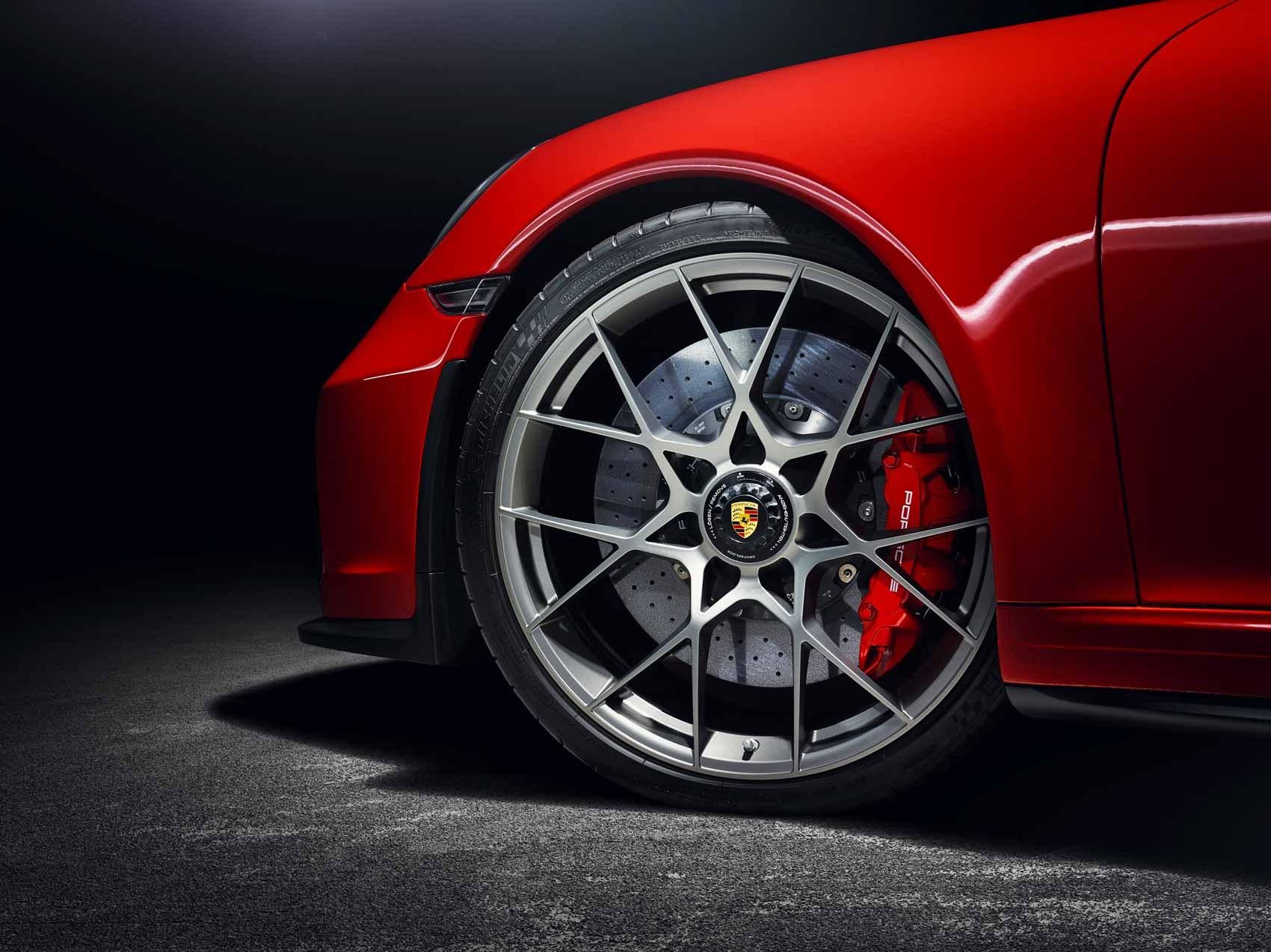 Porsche 911 Speedster Production Spec Car Reveal In New