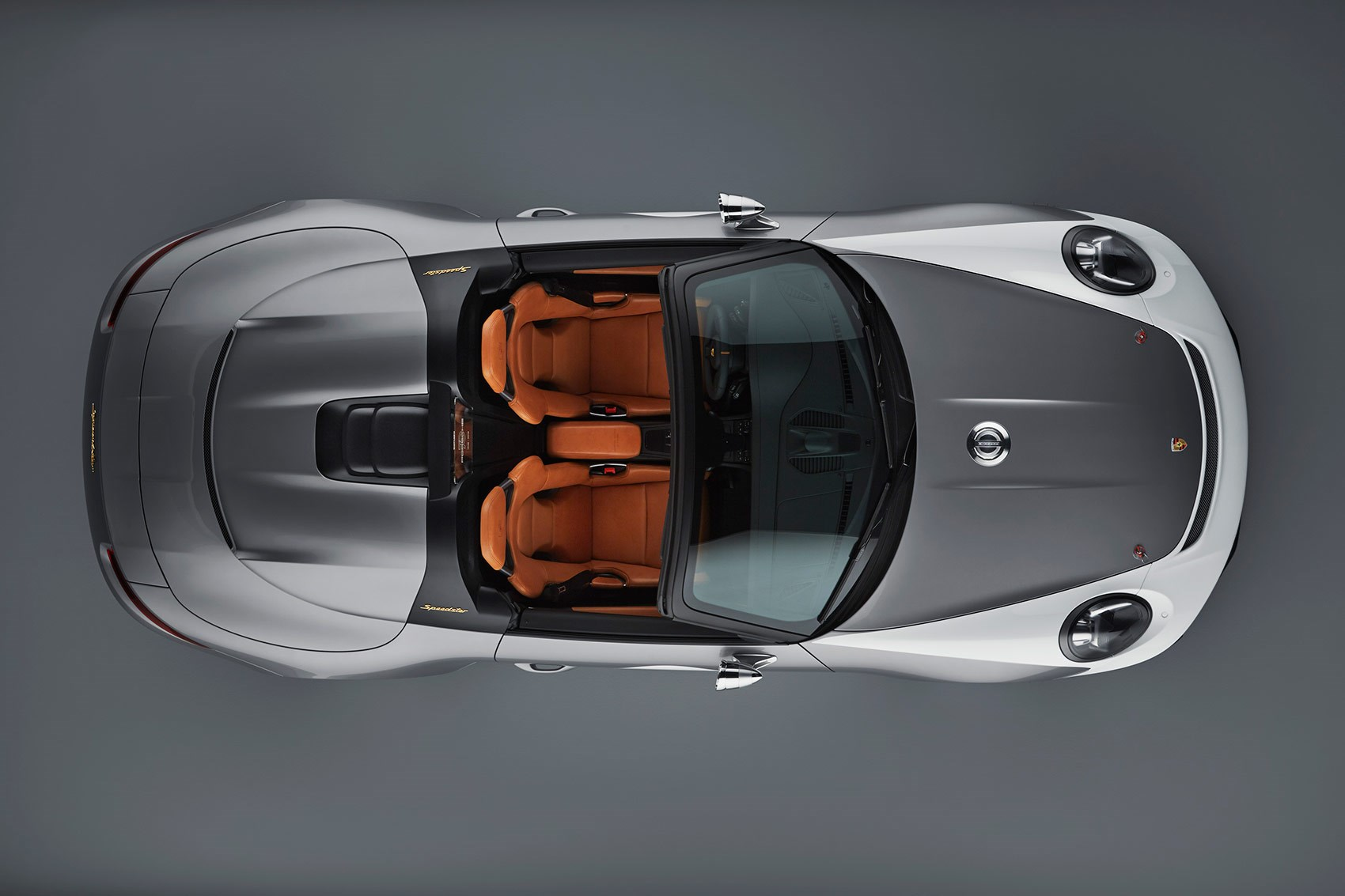 Porsche 911 Speedster Production Spec Car Reveal In New
