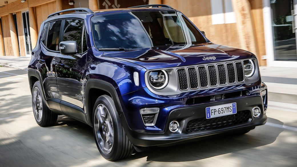 Jeep Renegade 2018 Suv Review Chunky Charm Car Magazine