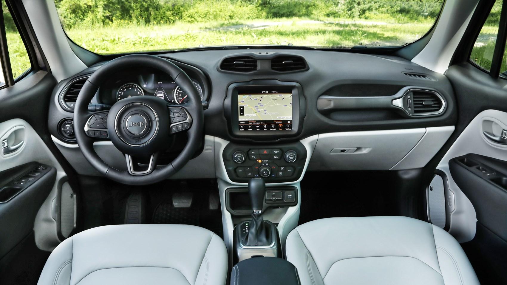 jeep renegade manual transmission review