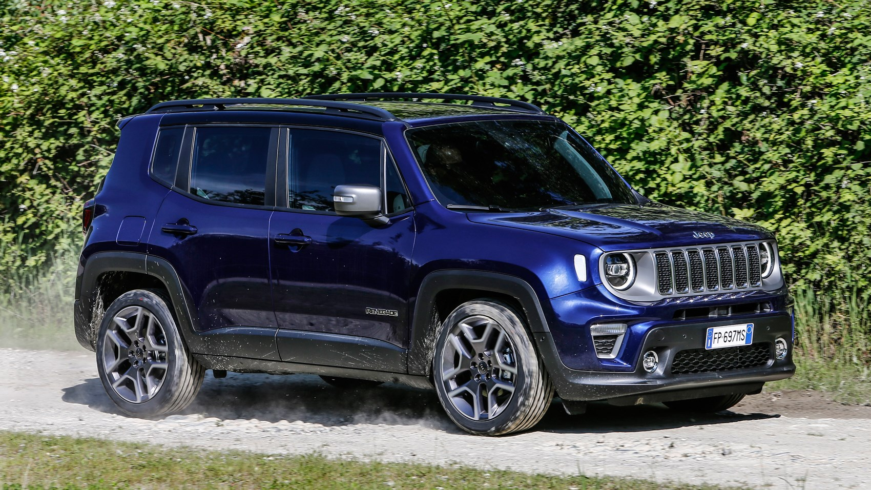 Jeep Renegade (2018) SUV review: chunky charm | CAR Magazine