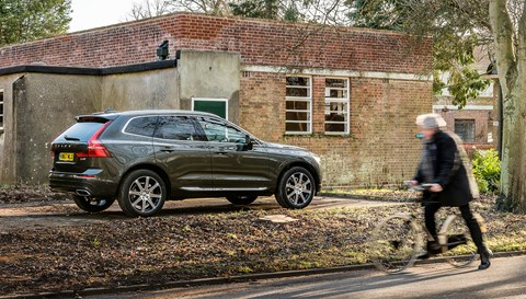 Volvo XC60 long-term test review by CAR magazine UK