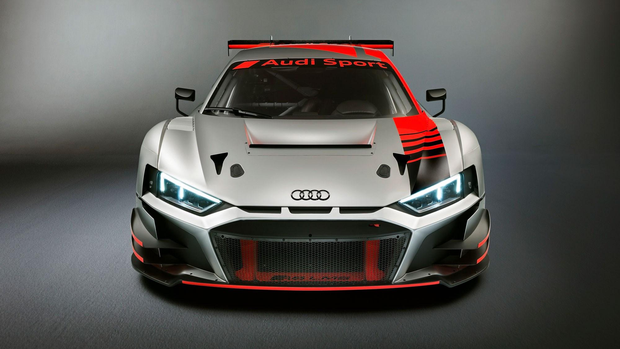 Slikovni rezultat za Audi R8 previewed by 2019 LMS race car