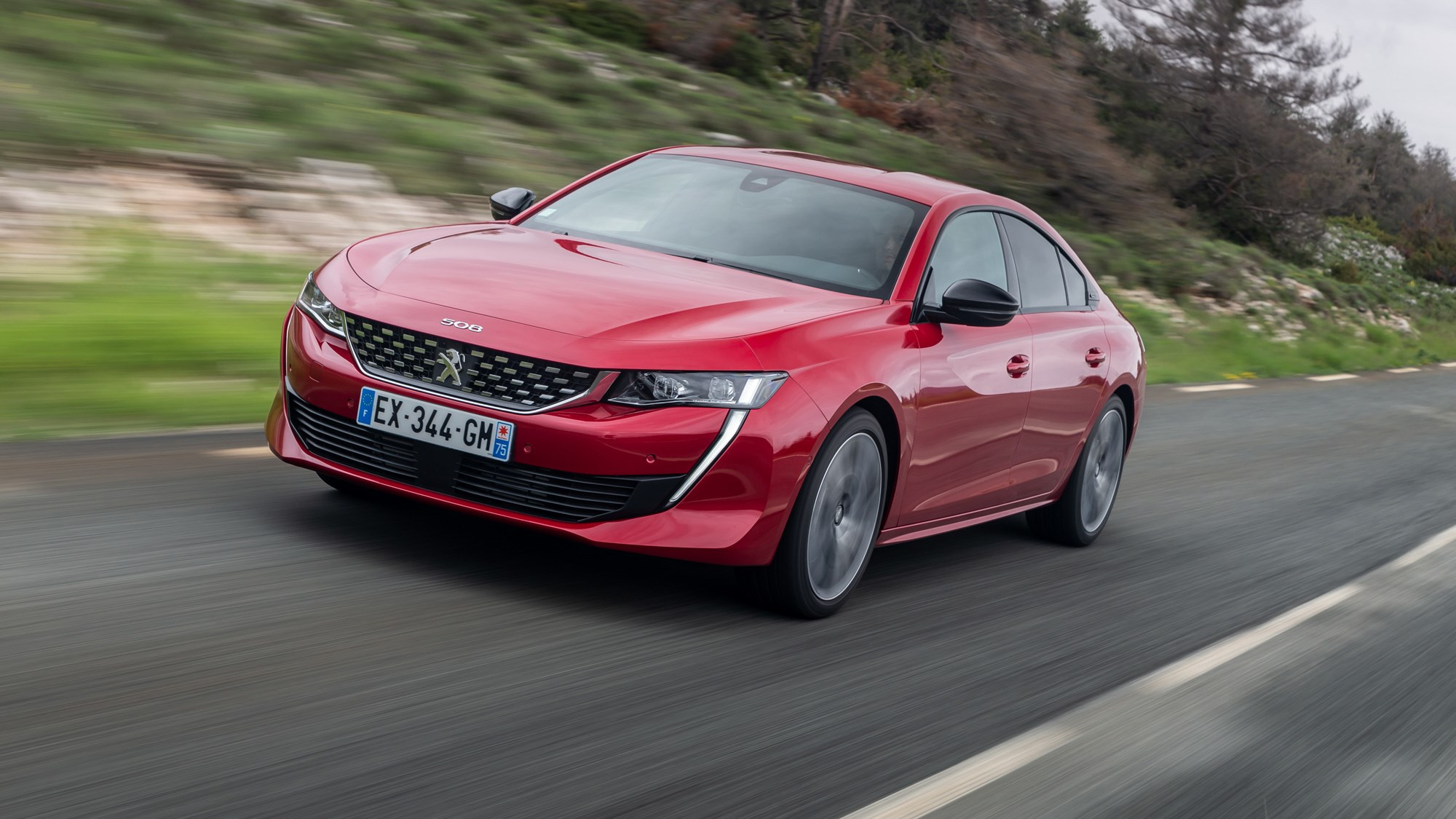 Peugeot 508 review (2018) : a very different proposition ...
