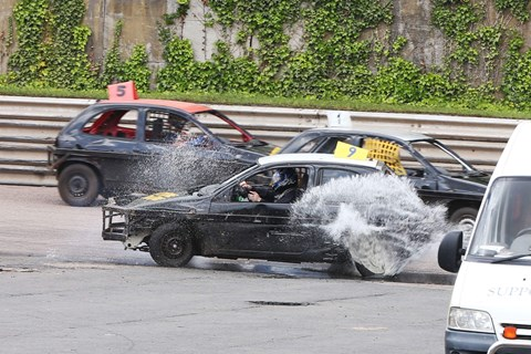 Stock car racing in Birmingham
