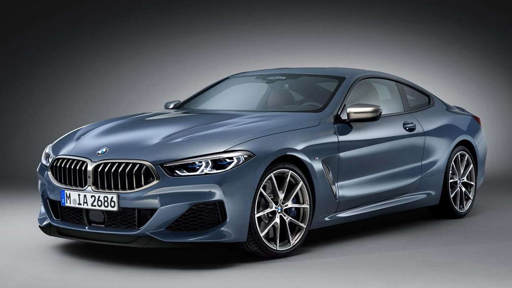 M850i In Dravit Grey Individual And Carbon Package