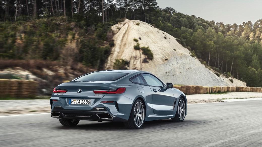 New BMW 8 Series Unveiled In Paris