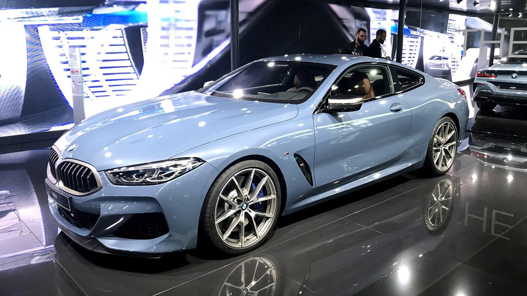 New BMW Series Unveiled In Paris CAR Magazine - Detroit car show august 2018
