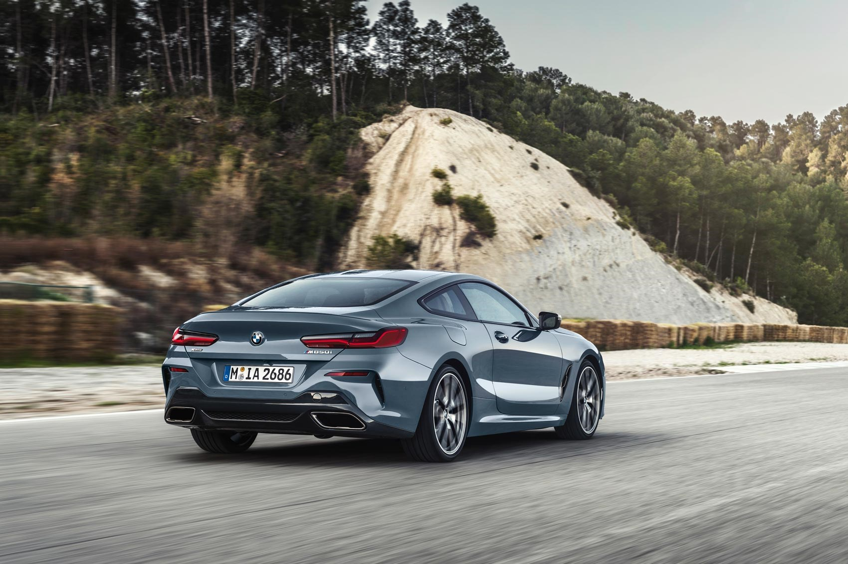 New BMW 8-series: Gran Coupe spied testing | CAR Magazine