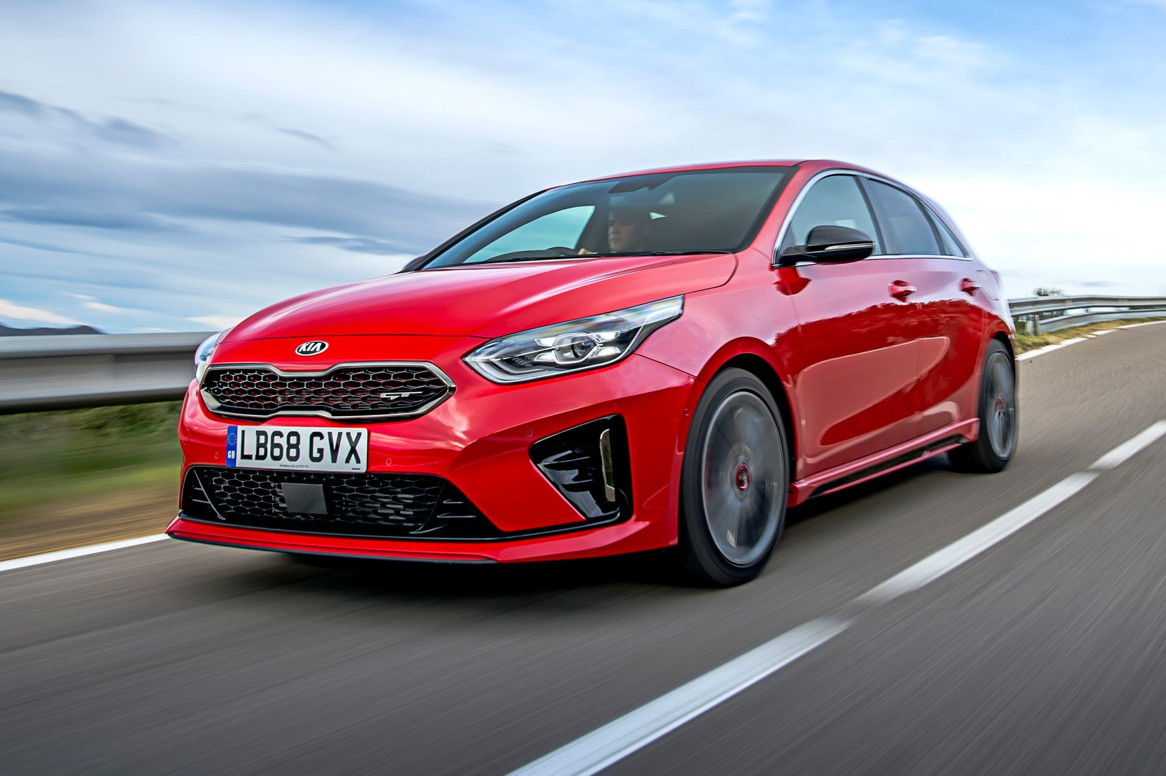 Subaru Lease Deals >> New Kia Ceed review: specs, prices, road test | CAR Magazine