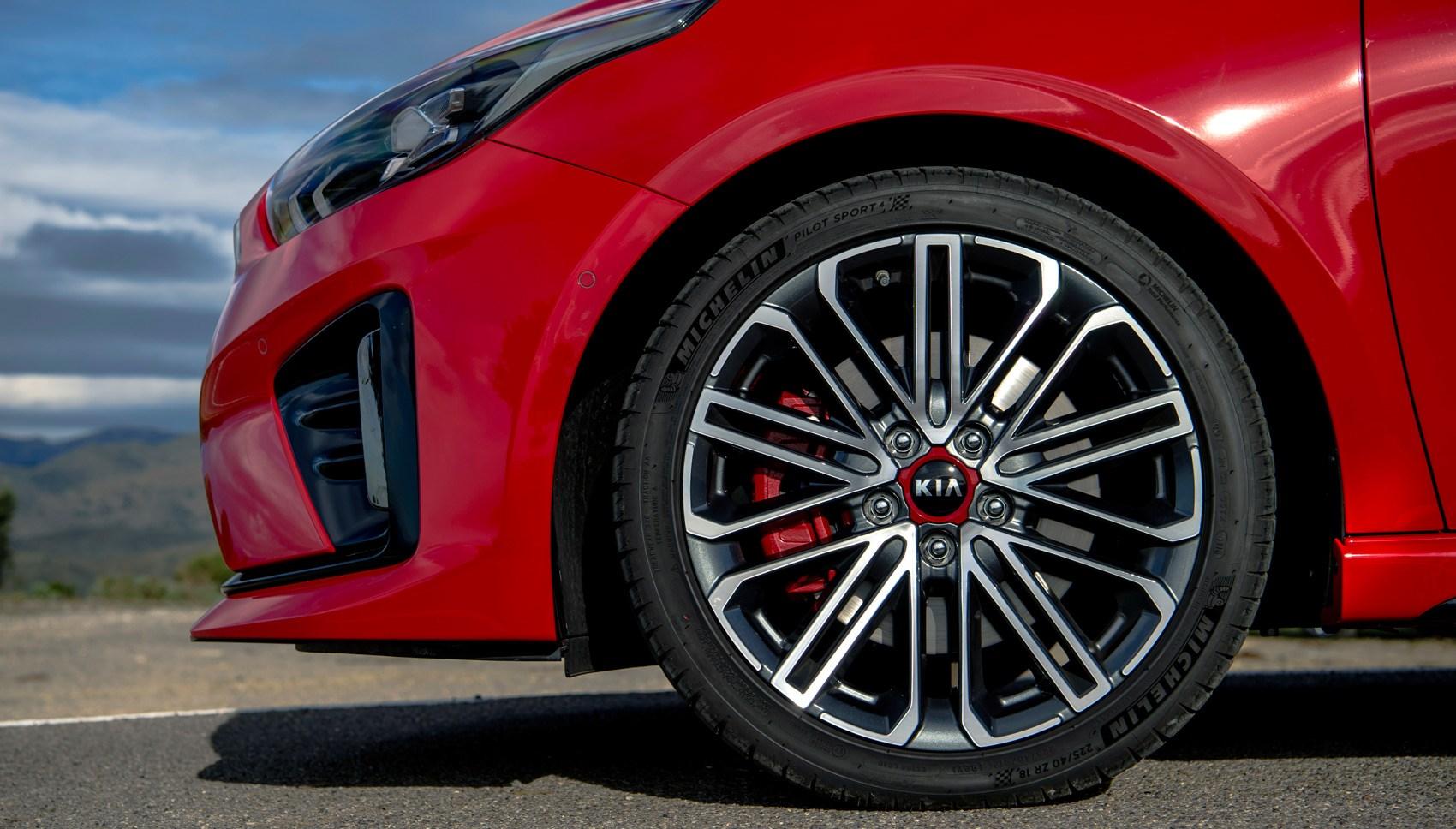 Ceed GT wheel