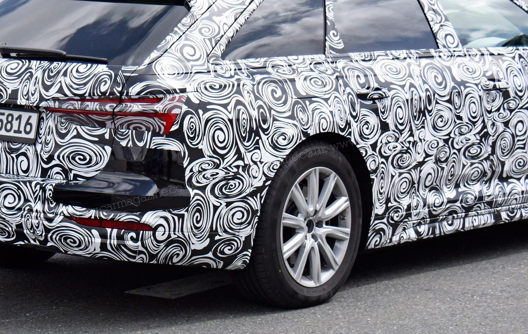 New Audi A6 Allroad Spy Photos Car Magazine