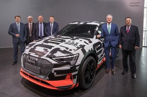 Bram Schot Audi CEO