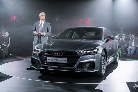 Rupert Stadler, Audi CEO