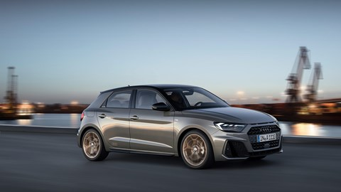 Audi A1: prices from around £18,000 in the UK