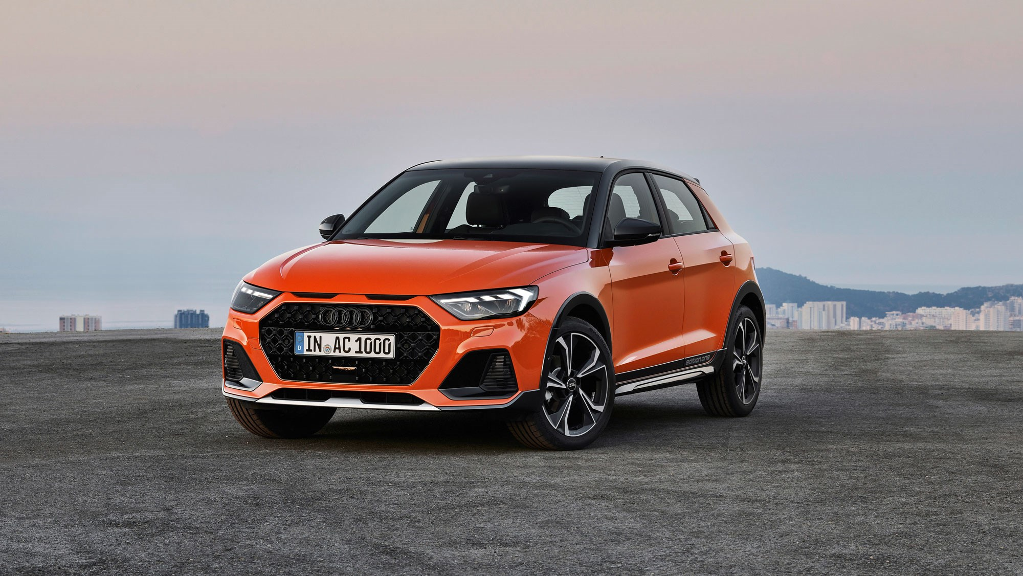 New Audi A1: Allroad-style Citycarver revealed | CAR Magazine