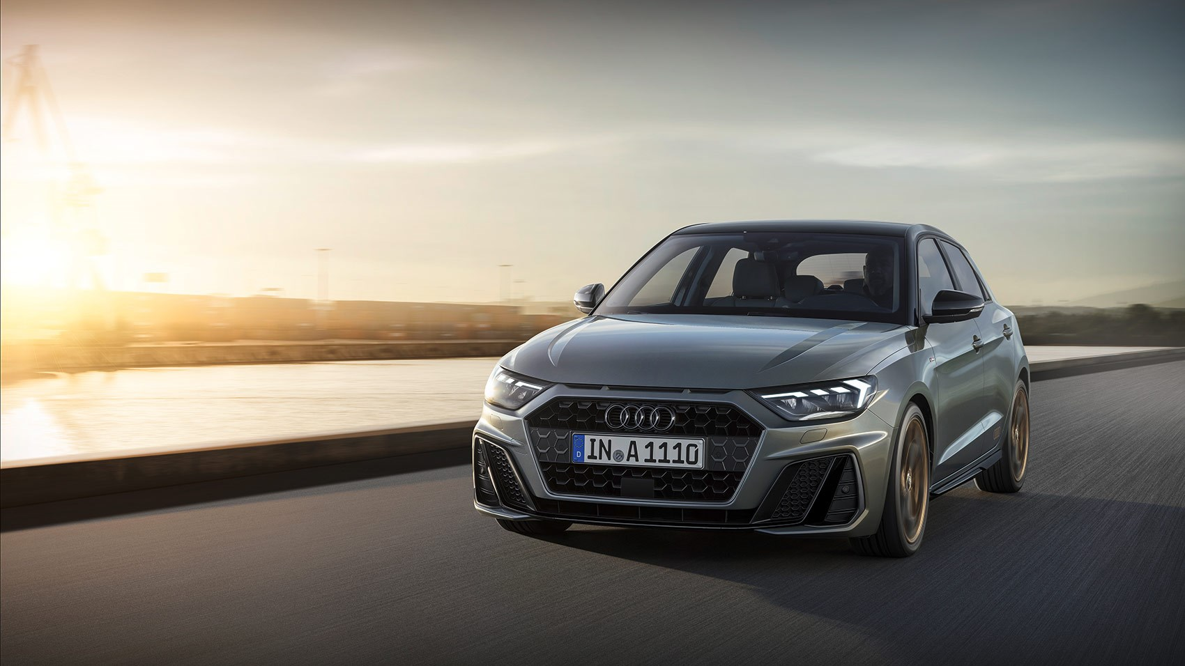 New Audi A1 Allroad Version Spotted Testing Car Magazine