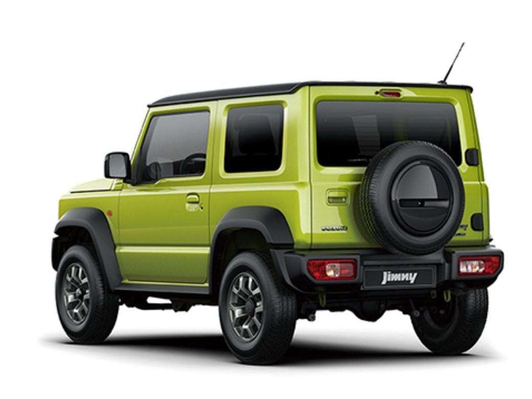 Suzuki Jimny 2018 news pictures prices specs | CAR Magazine