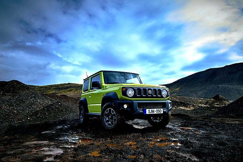 Suzuki Jimny 2018 News Pictures Prices Specs Car Magazine