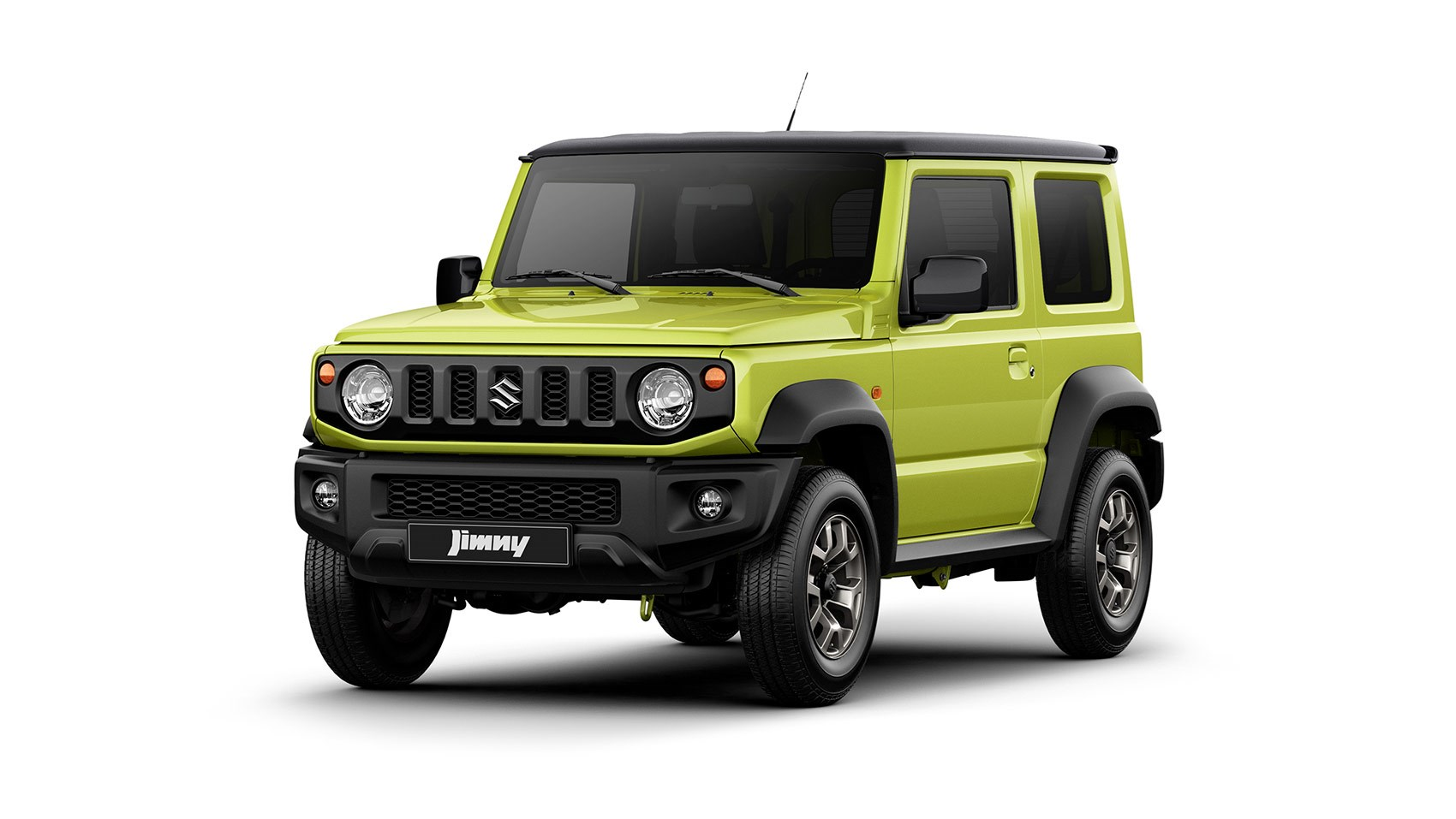 suzuki jimny 2018 news pictures prices specs car magazine. Black Bedroom Furniture Sets. Home Design Ideas