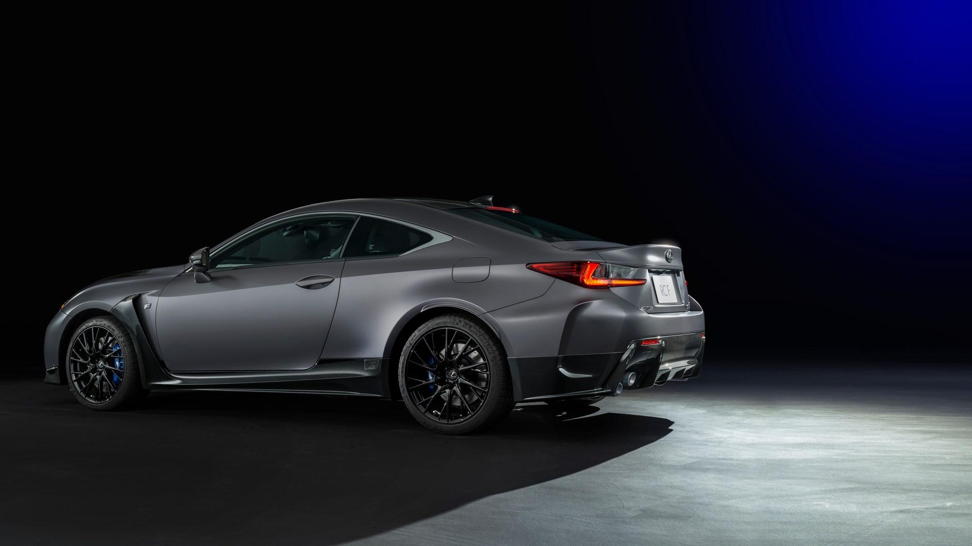 Lexus Rcf For Sale >> Lexus RC F Track Edition revealed   CAR Magazine