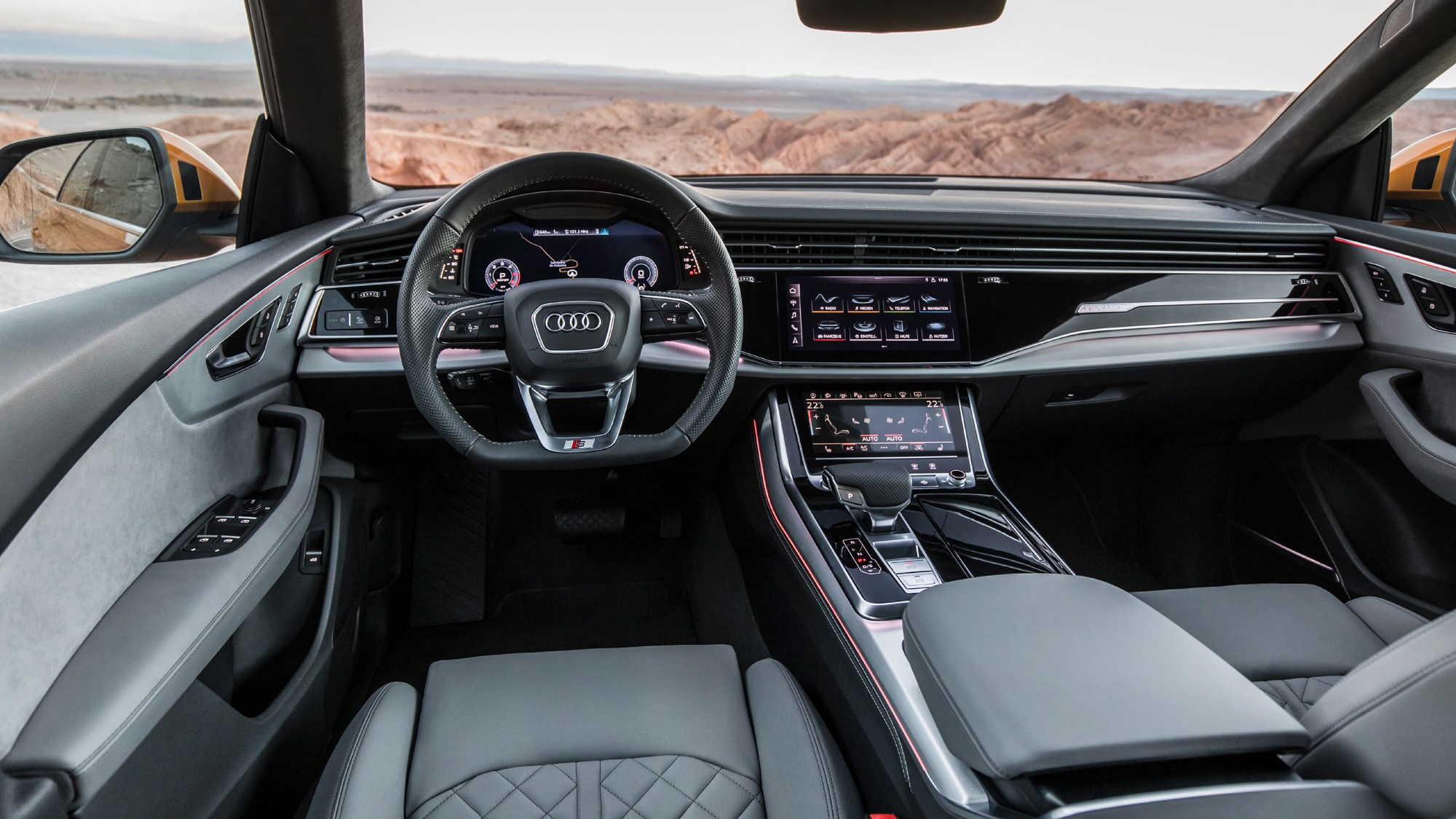 Audi Q8 Review A Worthy Flagship Car Magazine