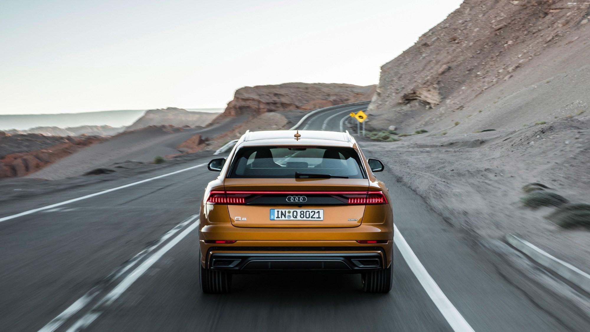 Audi Q8 review: a worthy flagship? | CAR Magazine